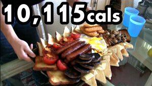 Mangiare oltre, durante l'ipercalorica significa accumulare grasso