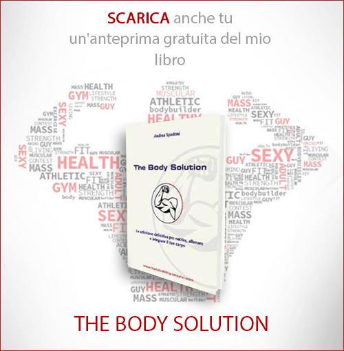 FERMATI!  Vuoi la soluzione definitiva per nutrire allenare e integrare il tuo corpo?
