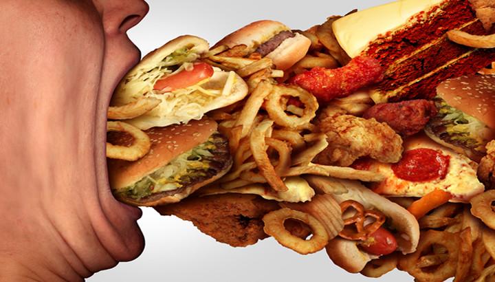 accumulo di grasso